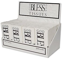 God Bless You Tissue Display product image
