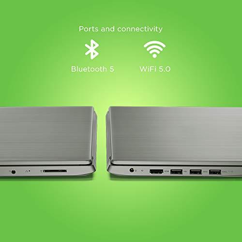 Lenovo Ideapad Slim 3 AMD Ryzen 3 15.6 inch Full HD Thin and Light Laptop (4GB/1TB HDD/Windows 10/MS Office 2019/Platinum Grey/1.85Kg), 81W10057IN