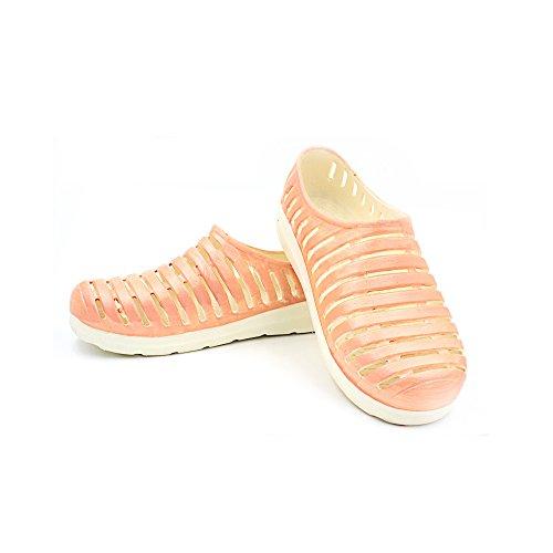 Summer Girl's Clogs and Women's Sandals Orange Garden Eastlion Beach Slippers xUwqpE