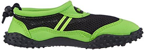 Sintético Grün 29 Zapatos Für Aqua Verde Aquaschuhe De Surfschuhe Material Mujer Playshoes Badeschuhe Damen grün znCw7Sx