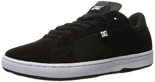 DC Astor - Zapatillas de Skateboarding Para Hombre Multicolor Negro/Blanco, Color Gris, Talla 41