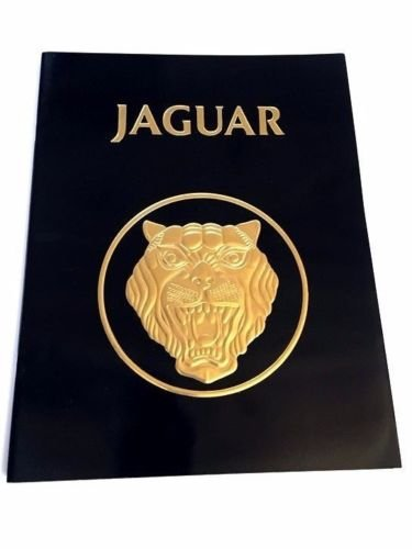 1979 1980 Jaguar XJ XJ6 XJ12 26-page Original Car Sales Brochure Catalog Series -