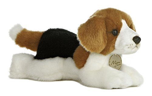 Aurora World Miyoni Beagle Plush, 8 by AURORA