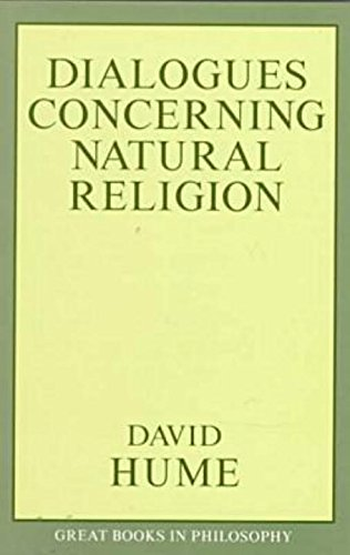 Dialogues Concerning Natural Religion (Great Books in Philosophy)