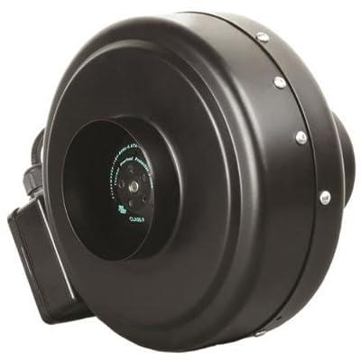 Hurricane 171 CFM Inline Fan, 4-Inch