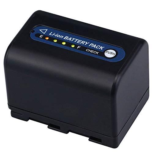 MELASTA 7.2V 3000mah Li-ion NP-QM71 Battery For Sony Camcorder NP-QM70 QM71D NP-FM50 NP-FM30 NP-FM70 NP-FM71 NP-FM90 Camera