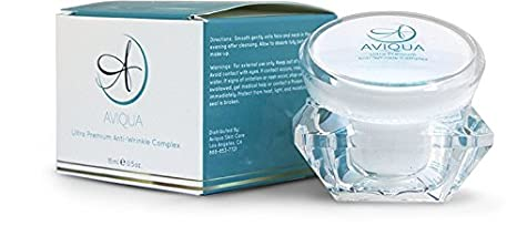 Buy Aviqua Ultra Premium Anti Wrinkle Skin Cream With Age Defying