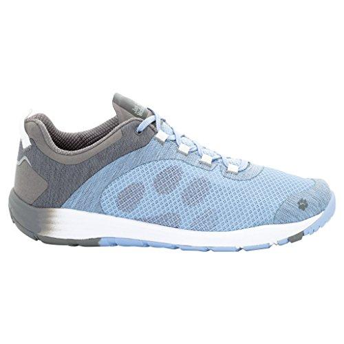 Jack Wolfskin - Zapatos de cordones para mujer Talla única talla única Azul
