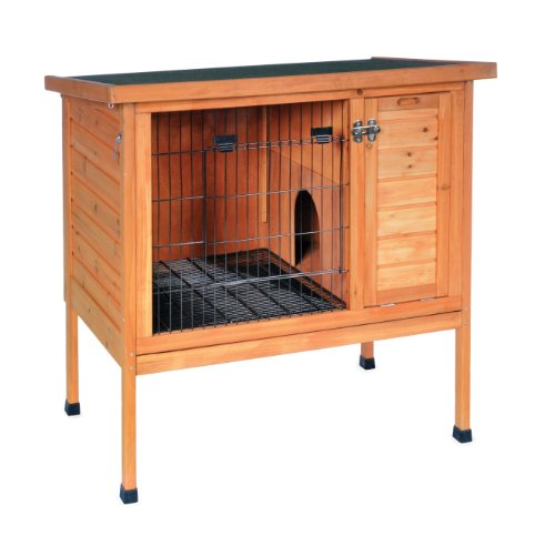 Prevue Hendryx 460 Small Rabbit Hutch (Prevue Hendryx Small Animal Playpen)