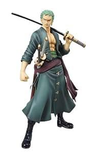 Megahouse One Piece Portrait of Pirates: Roronoa Zoro Ex Model PVC Figure (japan import)
