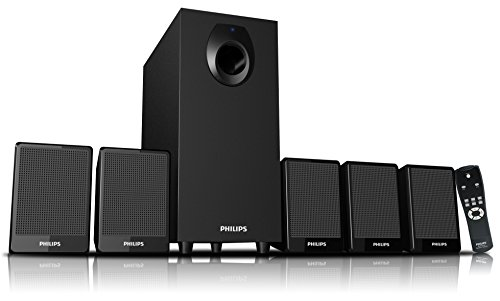 41f4A9LKWzL - Philips DSP 2800 Speaker System for Rs 2099 (70% OFF) at Amazon