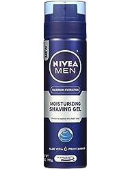 NIVEA Men Maximum Hydration Moisturizing Shaving Gel...