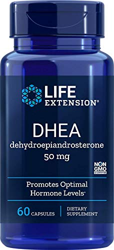 Life Extension Dhea 50