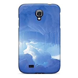 Fashionable BhJ1521gTWm Galaxy S4 Cases Covers For Ice Blue Iphone Wallpaper Protective Cases