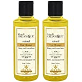 Khadi Shampoo Honey and Lemon Juice (Pack Of 2)