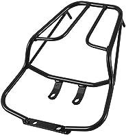 Bagageiro Mod.Sansao Compativel Com Titan 150 09 A 13/Fan 125/150 09 A 13 , Pro Tork , Preto