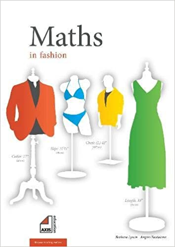 Maths In Fashion Amazon Co Uk Lynch Barbara Pantalone Angelo 9781846181900 Books