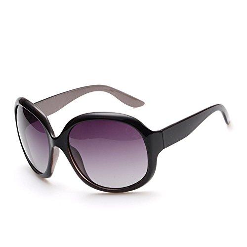 EYSHADE BSG800005C2 Fashion TAC Lens Retro Plastic Frames Sunglasses (Sonnenbrille John Lennon)