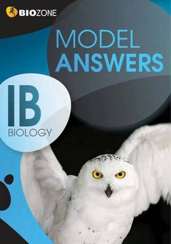 Model Answers IB Biology Student Workbook