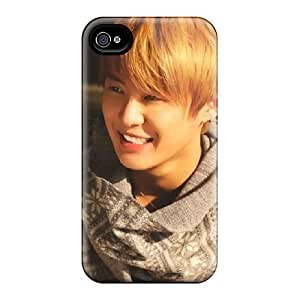 Waterdrop Snap-on Junsu Case For Iphone 4/4s