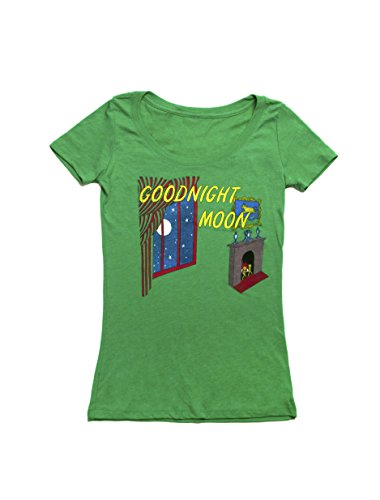 good night moon tee - 1