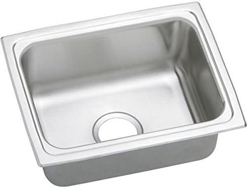 Elkay PFR2519 Sink, 30 , Stainless Steel
