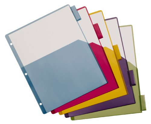Picture of a Cardinal Poly Dividers Single Pocket 83086840166