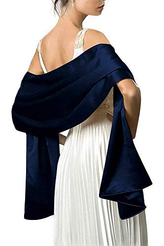 Chiffon Scuro E Ragazza Velluto Sciarpa Sciarpe Di Rifiniture Il Fashion Viso Chic Hx In Con Blu Per Leggere YpOqxTw