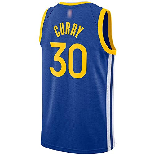 LILILIONE Golden State Warriors Stephen Curry Royal 2019/2020 ...
