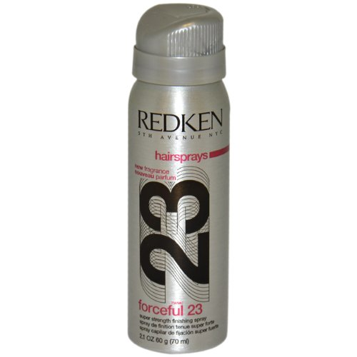 Redken Forceful 23 Super Strength Finishing Spray, 2 Ounce