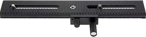 Dörr MS-260 Makroschlitten Einstellschlitten Makroschiene Verstellweg 24cm 2 x ¼