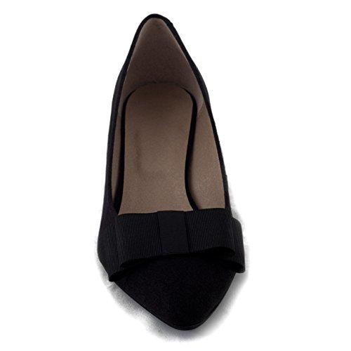 Veganos Zapatos De Black Nae Tacón Valentina wXqEn1T