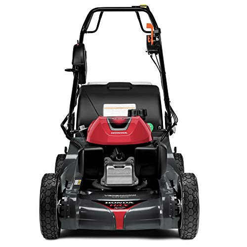 Honda 662340 21 in. GCV200 4-in-1 Versamow System Walk Behind Mower w/Clip Director, MicroCut Twin Blades, Roto-Stop (BSS) & Self Charging Electric (Best Honda Electric Lawn Mowers)