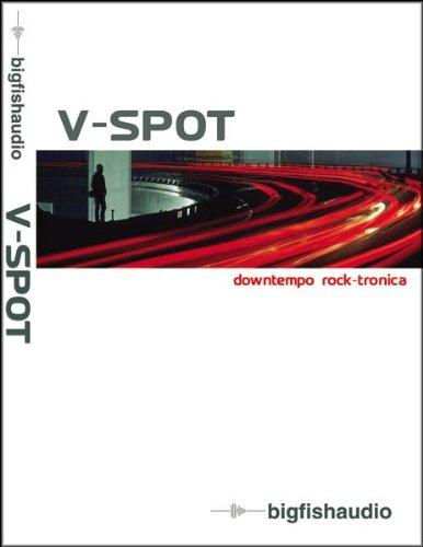 Big Fish Audio V-Spot Sample Library DVD ()