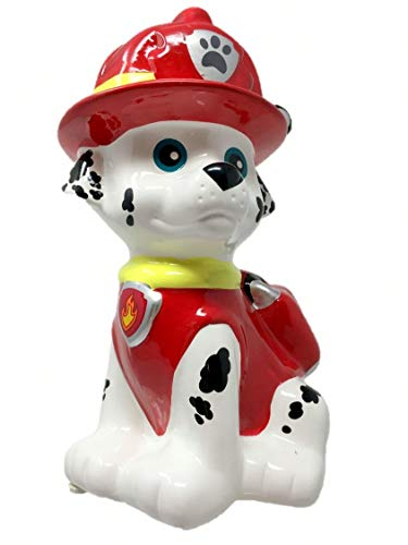 Paw Patrol Marshall Ceramic Coin Bank by Paw Patrol (Image #5)