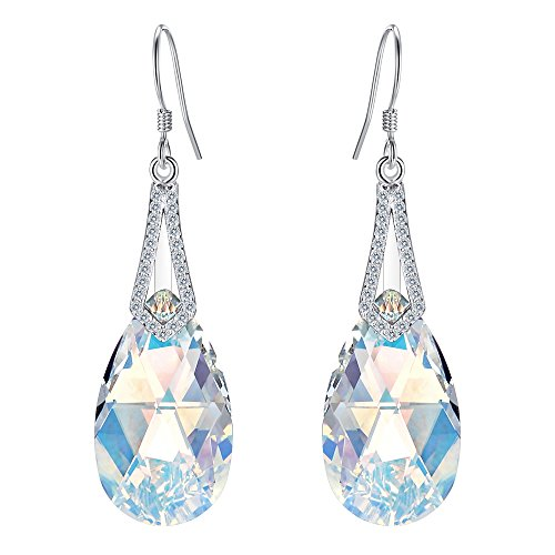Ab Swarovski Crystal Dangle - 4
