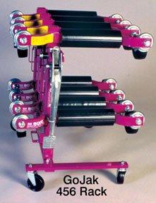 GoJak GoJak Rack - Storage Rack Holds 4 GoJaks (GOJ-456) Gojak Rack