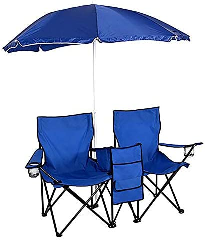 Wesoky Portable Folding Double-Chair