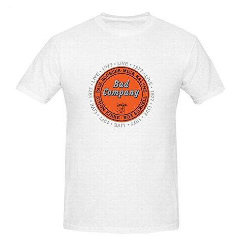 bad company band t shirt - 6