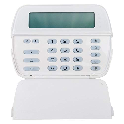 DSC Power Series 64 Zones Lcd Keypad Full Message Fire Alarm System