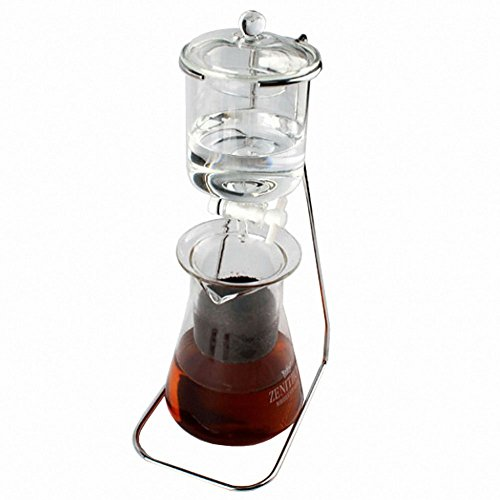 ZENITHCO zc-400wd Cold Brew Dutch Coffee Maker Water Drip 400mL by SSGSSK