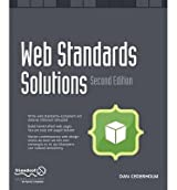 [(Web Standards Solutions: The Markup and Style Handbook )] [Author: Dan Cederholm] [May-2009]