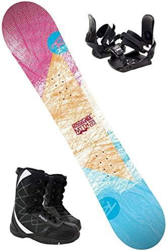 【3点セット】 ROSSIGNOL ロシニョール スノーボード 19-20 MYTH LTD REIWC95 板/ビンディング/ブーツ