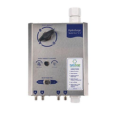 (Hydrosurge Bathpro 5.1 Professional Bathing System)