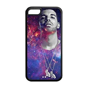 AWU DIYLJF phone case Customize Famous Singer Drake Back Cover Case for iphone 4/4s