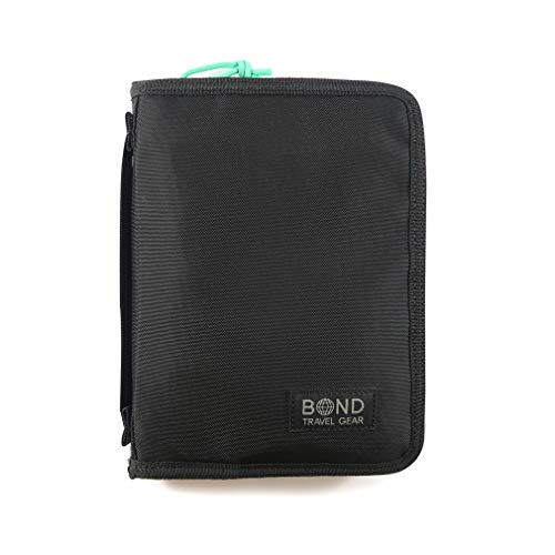 Tomoe River Field Journal Notebook + Nylon Cover Organizer