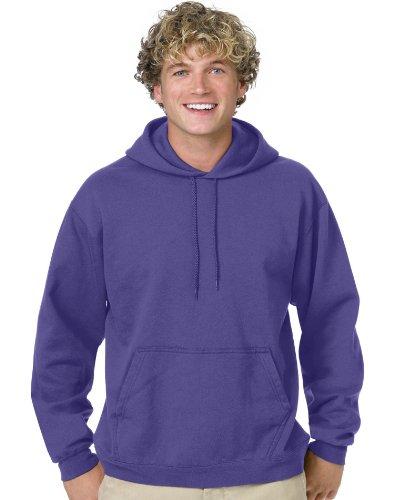 Purple Fleece Sweatpants - 3