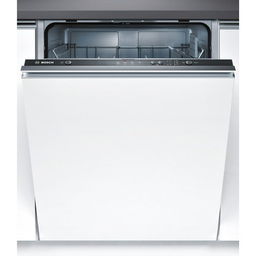Bosch Serie 2 SMV40C00GB Fully Integrated Standard Dishwasher Black Control...