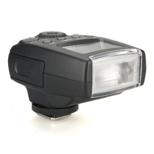 MeiKe MK-300 MK300 LCD i-TTL TTL Speedlite Flash Light w/ Mini USB Interface on Nikon by Meike
