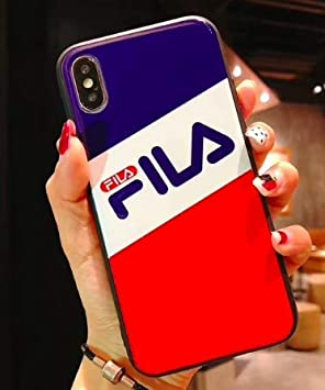 coque iphone 8 plus fila rouge